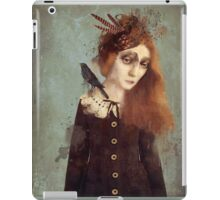 The Blackbird's Song iPad Case/Skin