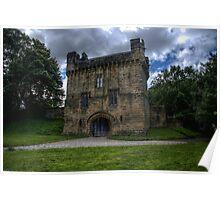 Morpeth Castle Poster