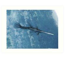 Fish or Fowl Art Print