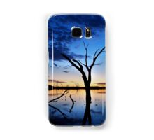 Lake Fyans, Blue Lagoon Samsung Galaxy Case/Skin