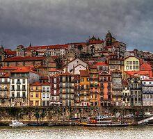 Porto, Portugal by Robyn Carter