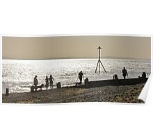Selsey Beach #3 Poster