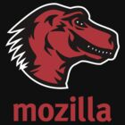 Mozilla Dino - red by hseagle2015