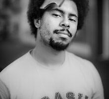 Afro on Sydney by Paul Grinzi