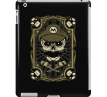 Dead Plumber - Prints, Stickers, iPhone and iPad Cases iPad Case/Skin