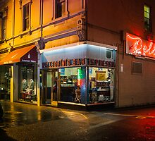 Pellegrinis Espresso Bar by jamjarphotos