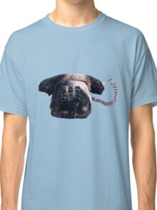 Burnt Telephone by Zorro Gamarnik Classic T-Shirt