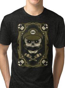 Dead Plumber Tri-blend T-Shirt