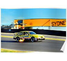 Christopher Bowden | Muscle Car Masters | 2013 Poster