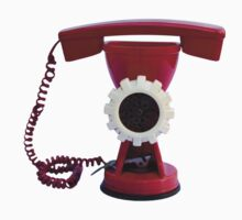 Mincer Phone by Zorro Gamarnik Kids Clothes