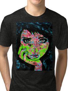 Inkblot Tri-blend T-Shirt