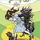 Whizzer of Oz by Meerkatsu