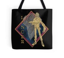 Lancer Defense Soldier Reiji Akaba Tote Bag