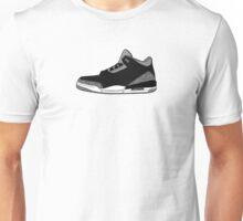 J3 Black Cement Unisex T-Shirt