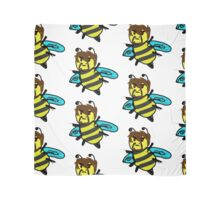 angry brindle bee Scarf