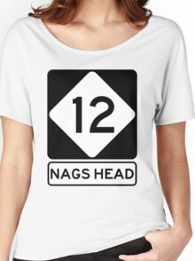 NC 12 - Nags Head Women's Relaxed Fit T-Shirt