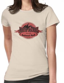 North Cascades National Park, Washington Womens Fitted T-Shirt