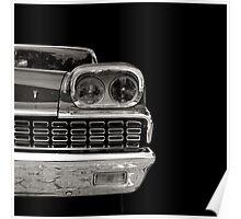 Classic (black&white) Poster