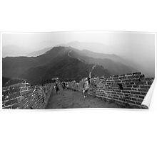 Mutianyu Great Wall Poster