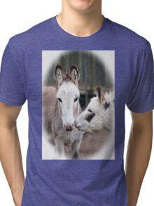 Donkey Love Tri-blend T-Shirt