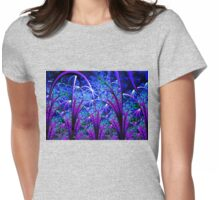 elliptic  midnight garden of delight Womens Fitted T-Shirt