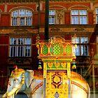 Elephant in Mayfair, London by Charlie-R
