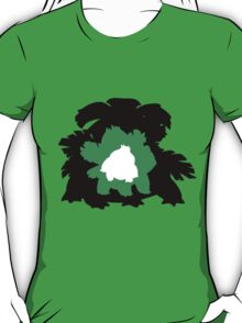 Bulbasaur - Ivysaur - Venasaur Evolution T-Shirt