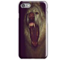 Yawning! iPhone Case/Skin