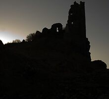 Dunure Castle by AyrshireImages