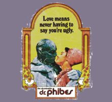 Abominable Dr. Phibes - Love  Kids Clothes