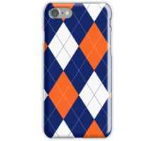 Virginia Argyle iPhone Case/Skin