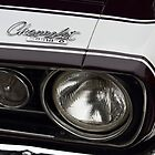 Headlights Chevrolet Camaro. by Luis Fernando Del Águila Mejía