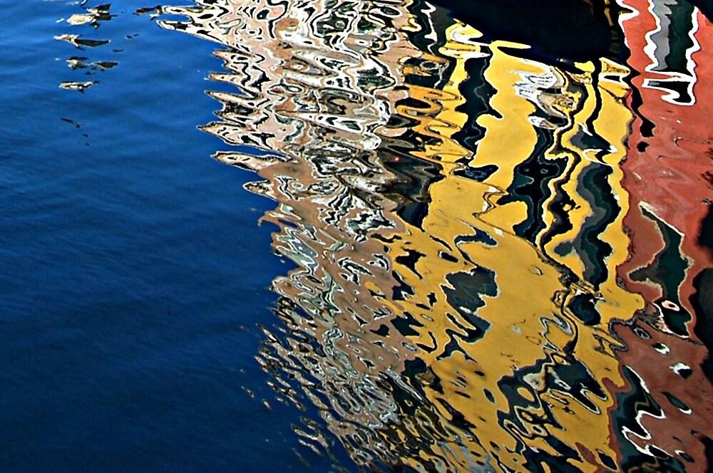 Venetian Drama-Venice, Italy by Deborah Downes