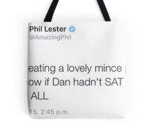 Amazing Xmas Phillip Tote Bag