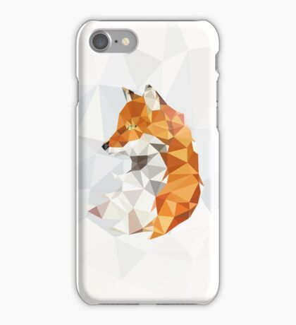 POLY : Fox iPhone Case/Skin