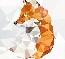POLY : Fox by polygn