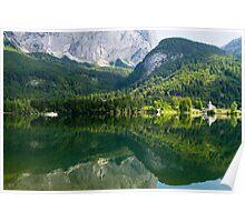 Lake Grundl Poster
