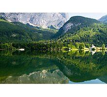 Lake Grundl Photographic Print