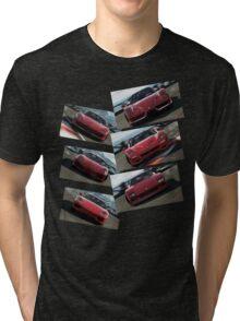 Ferrari Mood Tri-blend T-Shirt