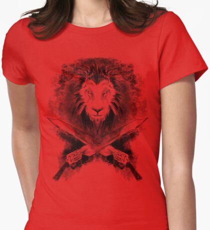 Lion Heart (black) T-Shirt