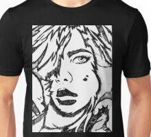 He's Here Drawing Shirt Unisex T-Shirt