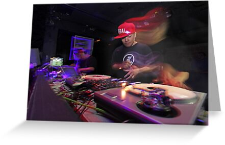 Shape Shifting Through Music. by TCKPROINC