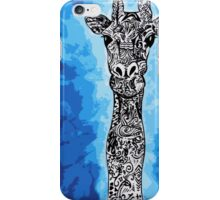 Funky Giraffe iPhone Case/Skin