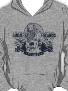 Gandalf's Fireworks -Dark- T-Shirt