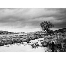 Stormy Moors Photographic Print