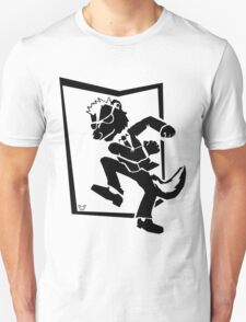 TWO-TONE SKUNK T-Shirt