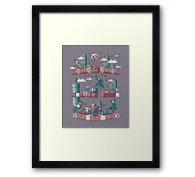 The X Games Framed Print
