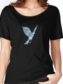 Surrealist Bird Women's Relaxed Fit T-Shirt