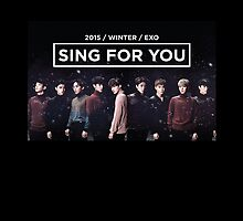 EXO 'Sing For You' Winter Night Edition by ikpopstore