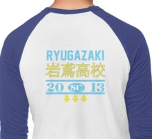 iwatobi sc rei Men's Baseball ¾ T-Shirt